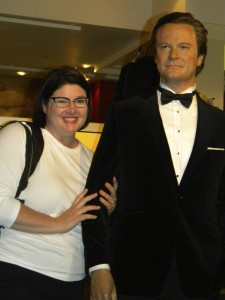 Me with Mr. Darcy!