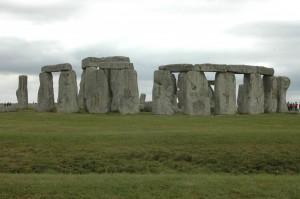 Stonehenge . . . we made it!